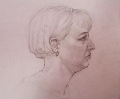 Profile Study 1 by rawREN