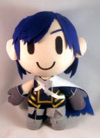 Fire Emblem Awakening: Chibi Chrom by PlushMayhem