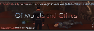 Of Morals and Ethics 2 by Lindale-FF