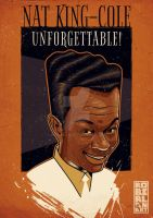 Nat King Cole Unforgettable 1 by roberlan