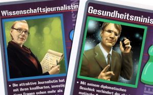 Pandemie Fake Cards by Tacaret
