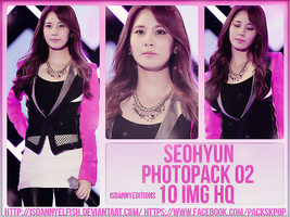 Seohyun (SNSD) - PHOTOPACK#02 by JeffvinyTwilight
