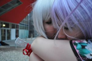 Need each other:: Tenjou Tenge by Yuzukiii