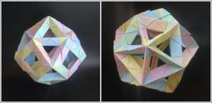 Polyhedron by lonely--soldier