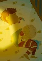 Sleepy Sleepersons. by PascalCampion