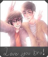 Picture perfect + speedpaint by wuutt