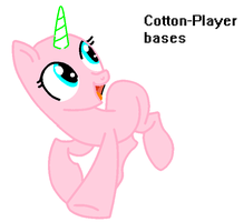 Base pony - 15 by Cotton-Player