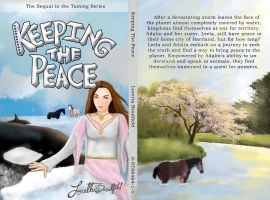 keeping the Peace by ArtisinmyHeart
