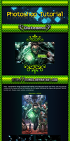 Tutorial_Green_Lantern by Dsings