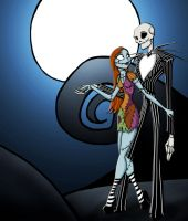 Nightmare Before Christmas by TroubleTrain