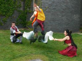 More air bending Amecon '12 by KaniKaniza