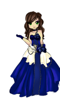 Fashion Adopt: Dramatic Rose -CLOSED- by YokoRingo