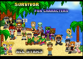 Survivor Fan Characters AS by SWSU-Master
