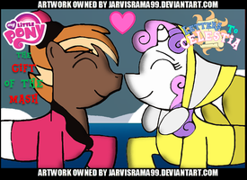 MLP: THE GIFT OF THE MASH REVIEW TCARD by Jarvisrama99