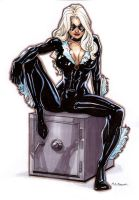 Black Cat 2 by MahmudAsrar