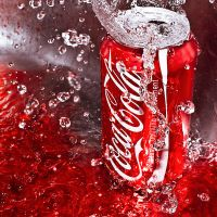 Coca Cola in the Red by SaphoPhotographics