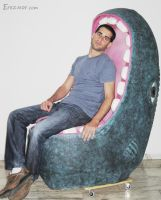 Design Monster's Mouth couch by erez-mor
