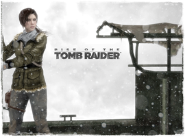 Rise of the Tomb Raider by jagged66