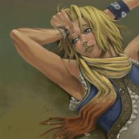 Floored -- FFmux Zidane by The-Z