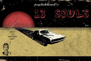 13 souls by psychedelicreel