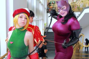 Anime Boston 2014 - Worlds' Strongest Women(PS) 24 by VideoGameStupid