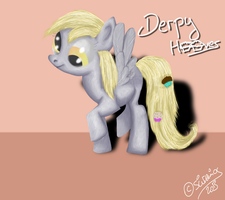 Derpy Hooves by siramios