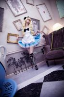 Alice in Wonderland ~ Ballerina ~ by SaicaChii