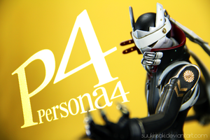 Persona4 - Never More by SuuKirisaki