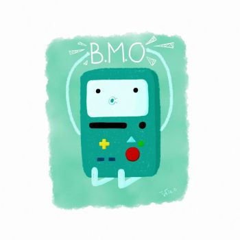 BMO [Beemo] by Wie-e