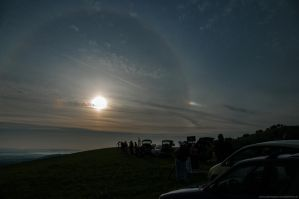 halo at transit of Venus by Tyc01101