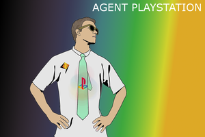 Agent PlayStation by RCKNP