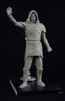 Legend of Korra - Amon 1:6 scale - WIP 003 by samcote