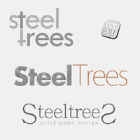 Steel Trees Concepts by JacobPhilpott