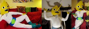 Lemongrab 2 Cosplay Compilation by TheEarlofLemongrab