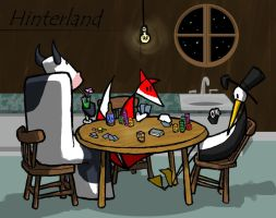 Hinterland Poker by clearwater-art
