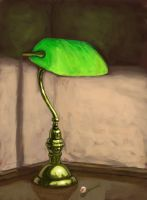 Lamp Study by TheCybil