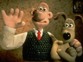 wallace and gromit by lucaport