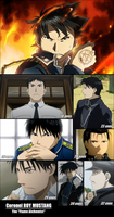 Roy Mustang FOREVER by joaocouto