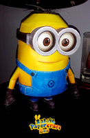 Minion (Regular) Papercraft + Download by Sabi996