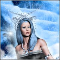 Ice Queen by UweG