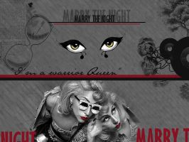 Marry The Night by TheMocnster