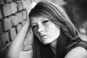 Black-white freckles by belie-photo