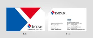 Intan Business Card No.1 by kn33cow