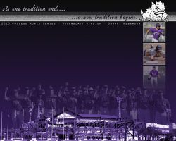 TCU Baseball: CWS Wallpaper by yurintroubl