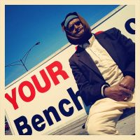 Man On Your Bench by jonniedee