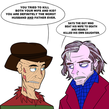 Fathers of the year by Bakhtak