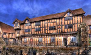 Lord Leycester Hospital 02 by s-kmp