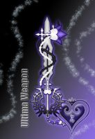 Keyblade - Nobody Ultima Weapon - by WeapondesignerDawe