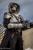 The Imperial Assassin - Codename: Cybergeist by TwoHornsUnited
