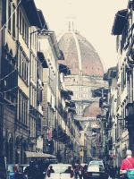 The Duomo by thecityoflove